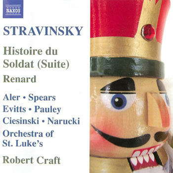 Igor Stravinsky  |   Three Japanese Lyrics & Balmont Songs
