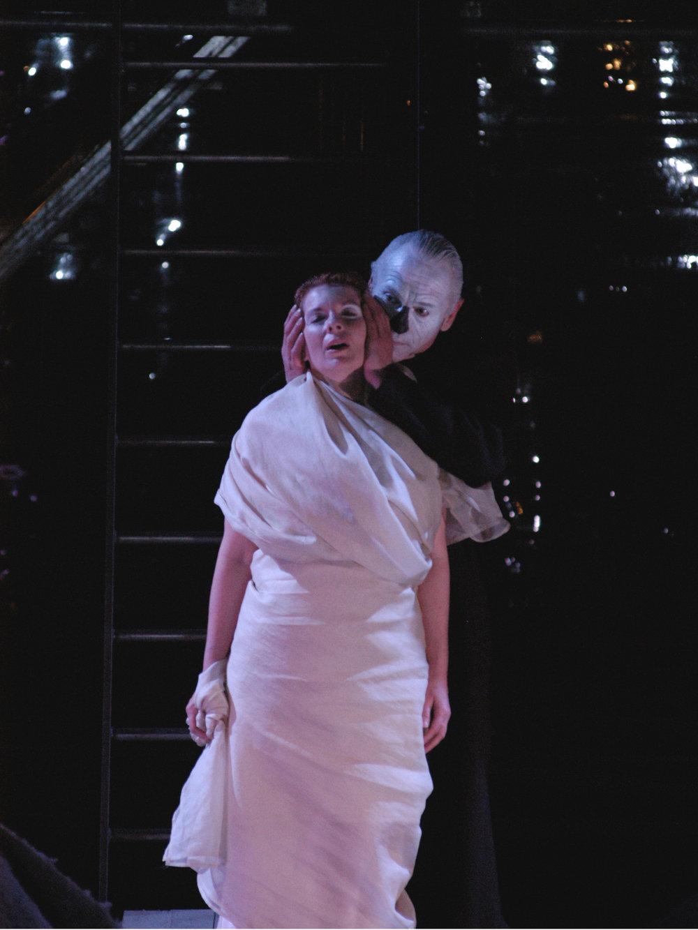 Photo: C& M Baus Courtesy of the Netherlands Opera