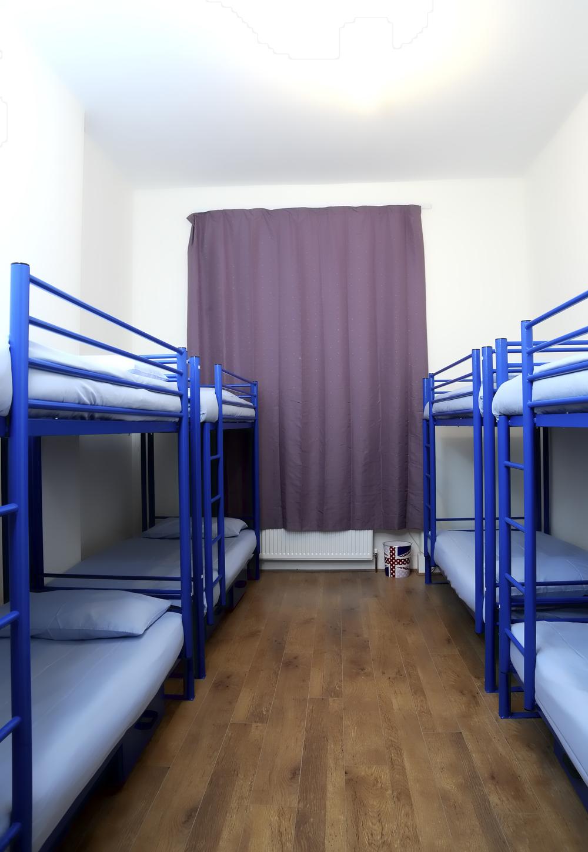 Le nostre camere sono fra le più pulite che tu possa trovare in un ostello londinese.