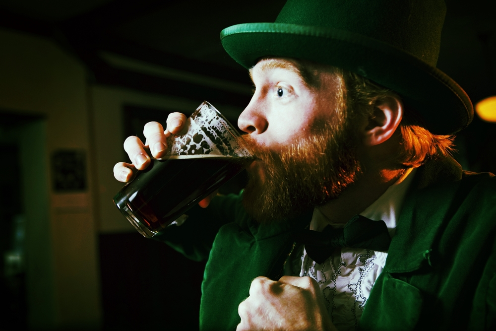 Leprechaun Photo from Getty Images
