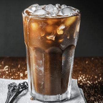 Iced Irish Coffee - Jameson and Bailey's with Cold Brew Coffee