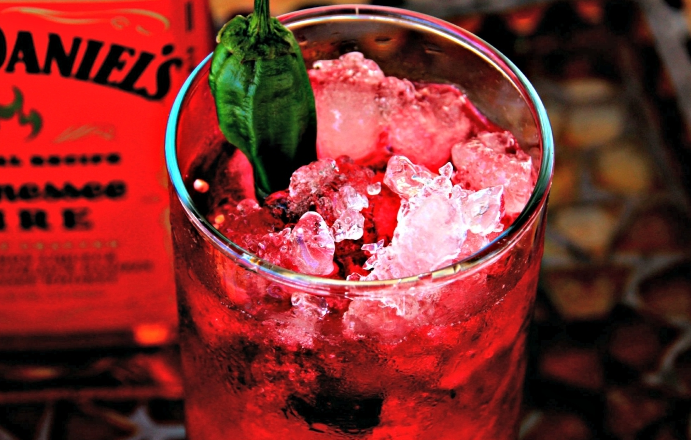 jack fire cranberry crush