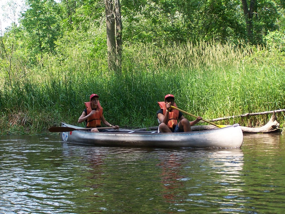 White River Canoeing