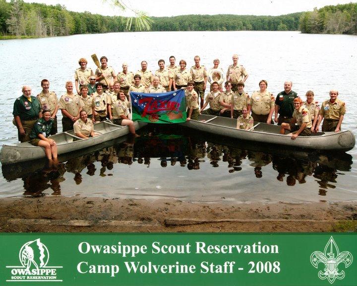 Wolverine Staff 2008