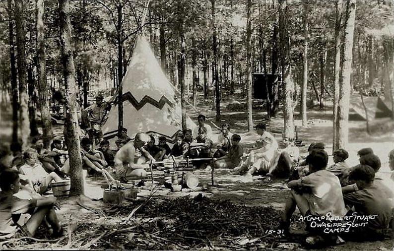 Camp Stuart 1931