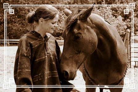 Lessons & Training - Meet the Dawn Bonin Horsemanship Team