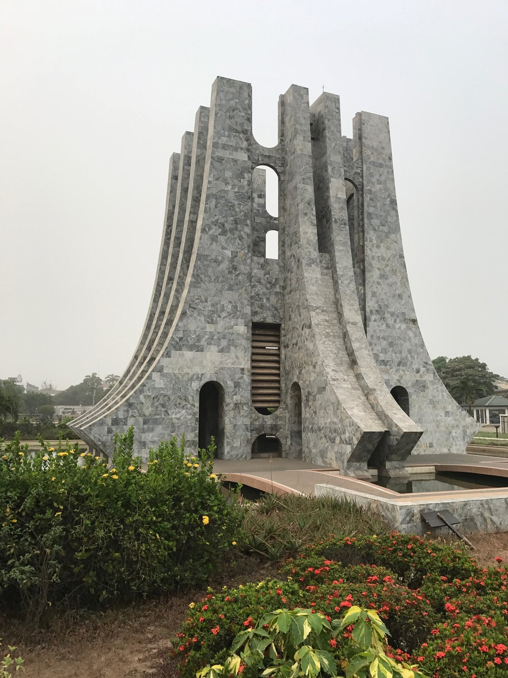 Kwame Nkrumah Memorial, 2016.