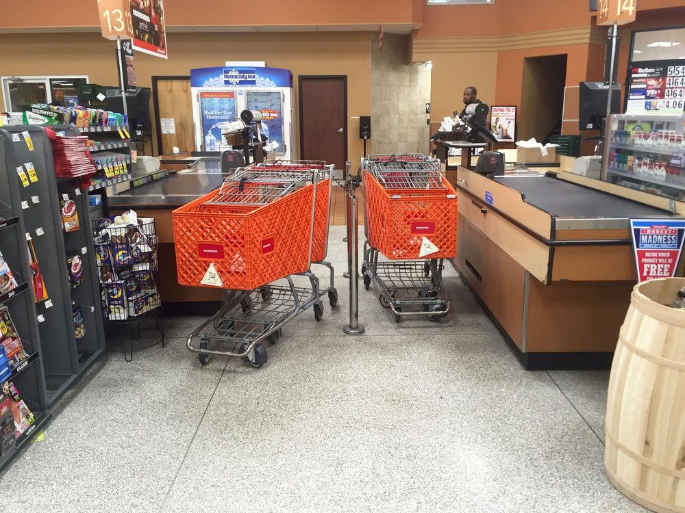 Shopping Carts as Barricade - 1.jpg