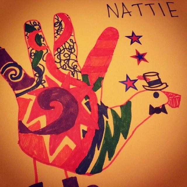 Thanksgiving, Circa 2008 @nattiekaf