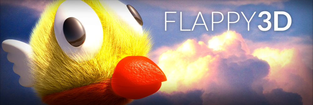Flappy 3D will launch on Thursday, May 22nd 2014