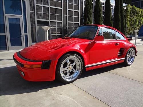 SOLD - 986 Porsche 930 Turbo Slantnose - Complete Restoration ...