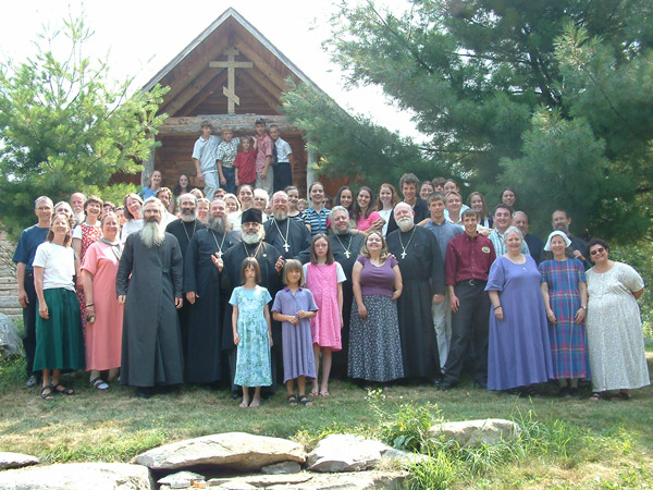 2005 Family Conference in Syracuse New York
