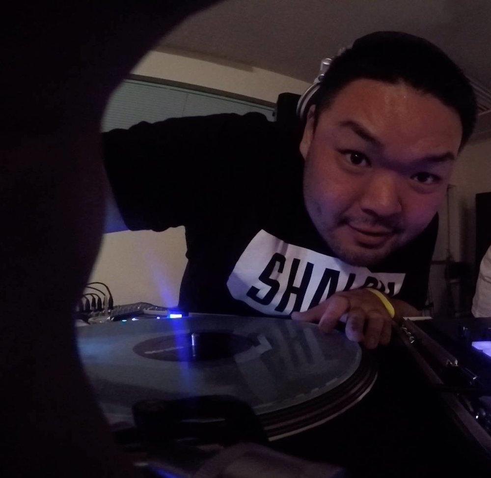 """Sean Choi """"The JoonShk""""   DJ"""
