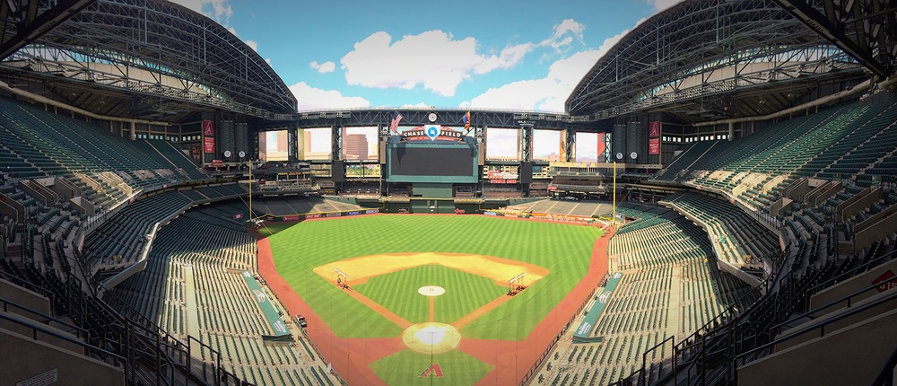 Chase Field 2015