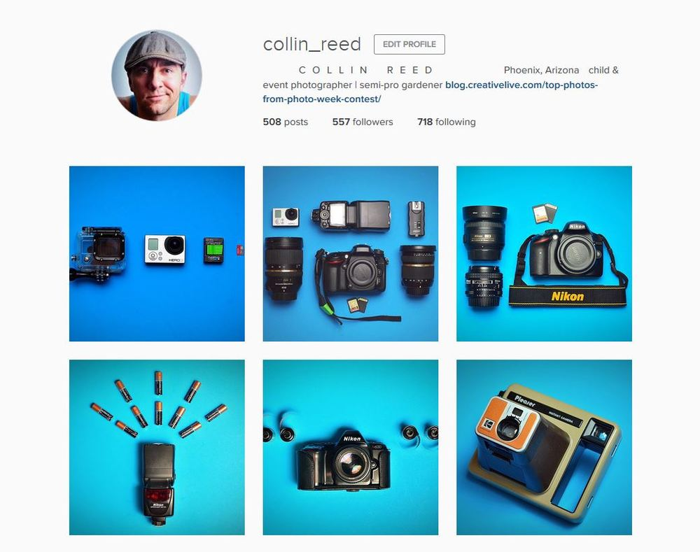 Top Instagram Accounts for Color Inspiration_Collin Reed_Arizona Photography