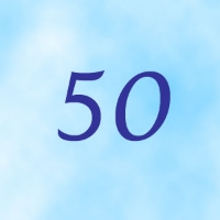 The number 50