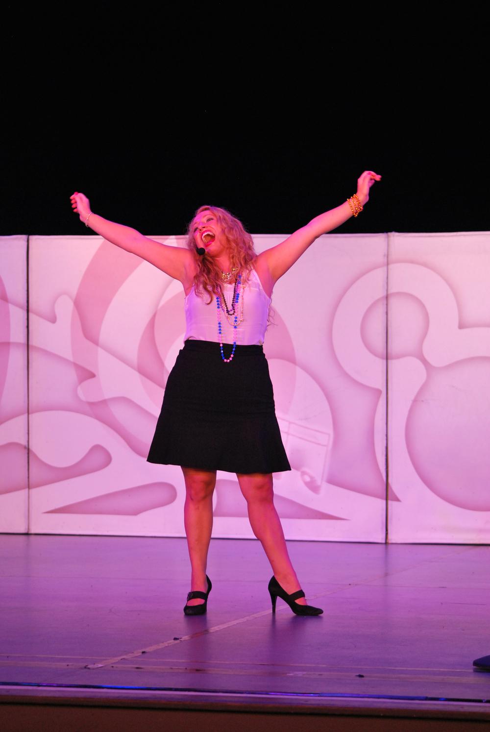 Orlando, FL Waterside Stage at Disney World