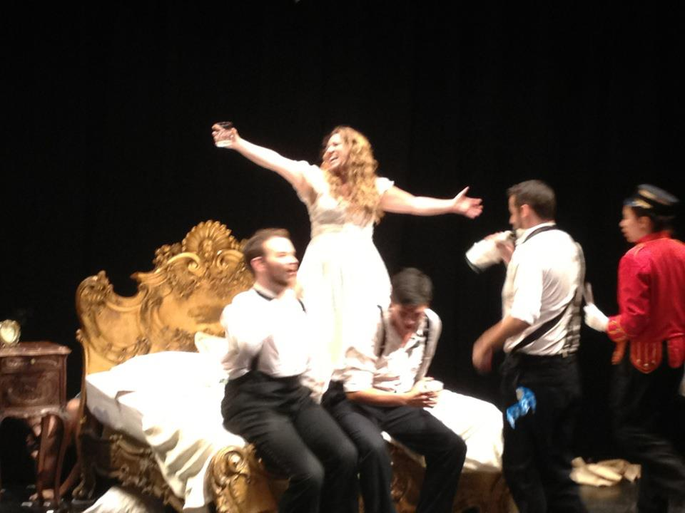 Fifi in The Honeymoon Suite with Opera Theater Pittsburgh