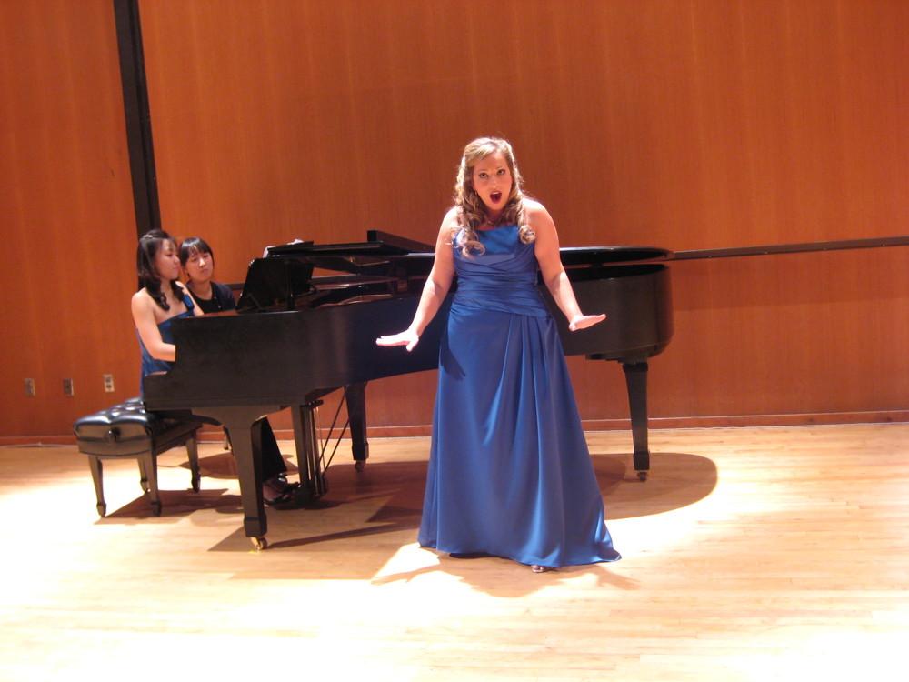 Masters Recital at Florida State University