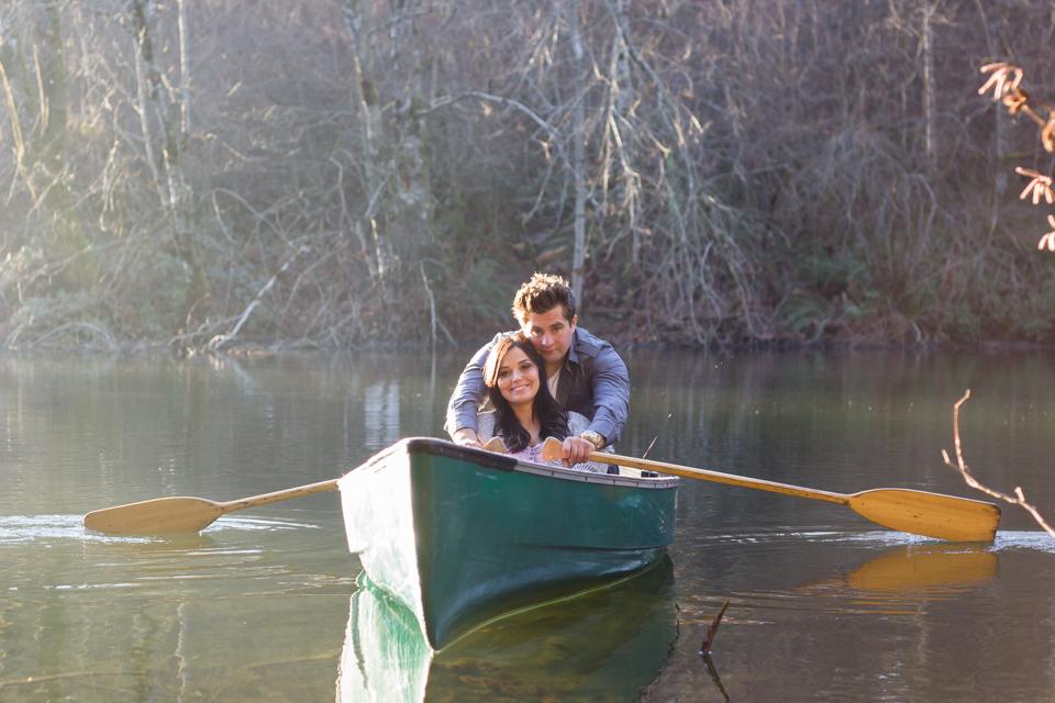 sumner wa canoe engagement