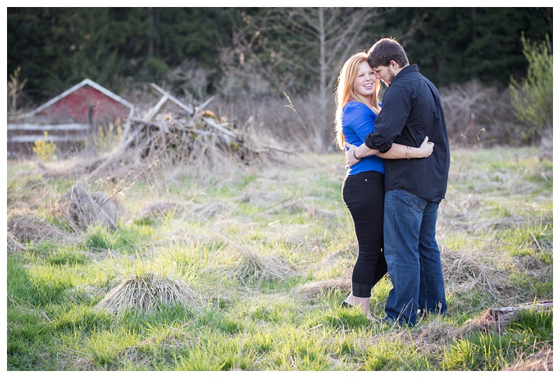 Buckley engagement session