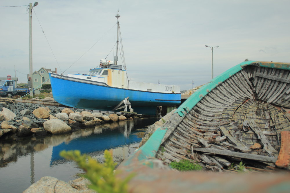 FishingBoatsPeggysCove