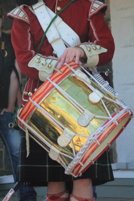 HalifaxCitadel Drummer