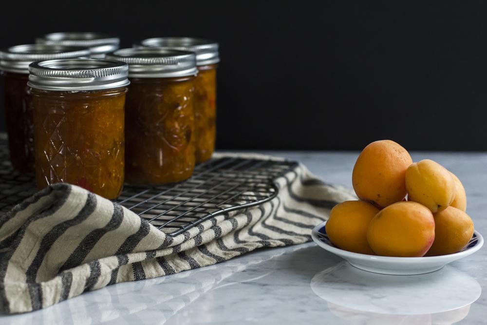 Apricot Chutney 9 ©2014 HelenaMcMurdo