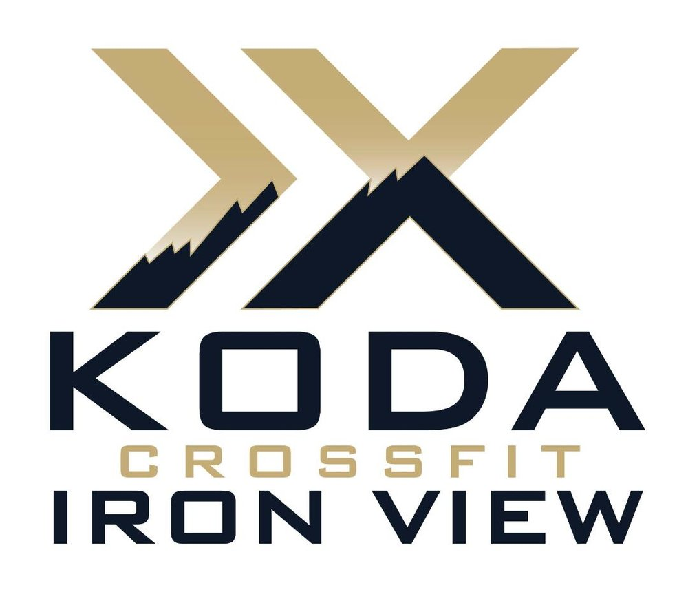 """""""Koda"""" is the Sioux word for friend. It symbolizes the brotherhood that once existed between those who lived, hunted, and went to battle together. Integrity, Progression, and Community represent our core values at   Koda Crossfit Iron View  . Through these values Koda is able to establish a supportive, safe, and fun environment that helps people, not only in their health and wellness journey, but also outside the walls of the gym."""