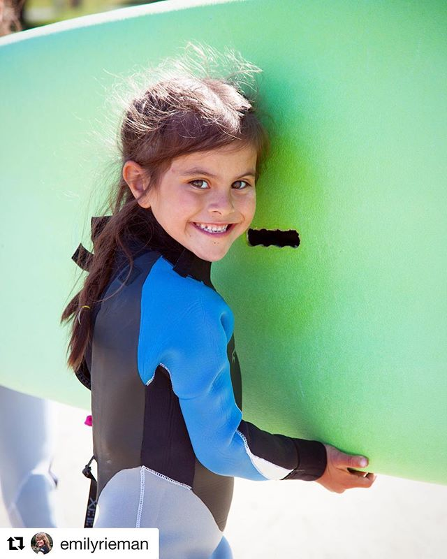 #biggestsmile and a #positivementalattitude  #littlestsurfer #groms #makahtribe #warmcurrent #surfcamp