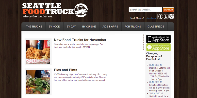 SeattleFoodTruck.com