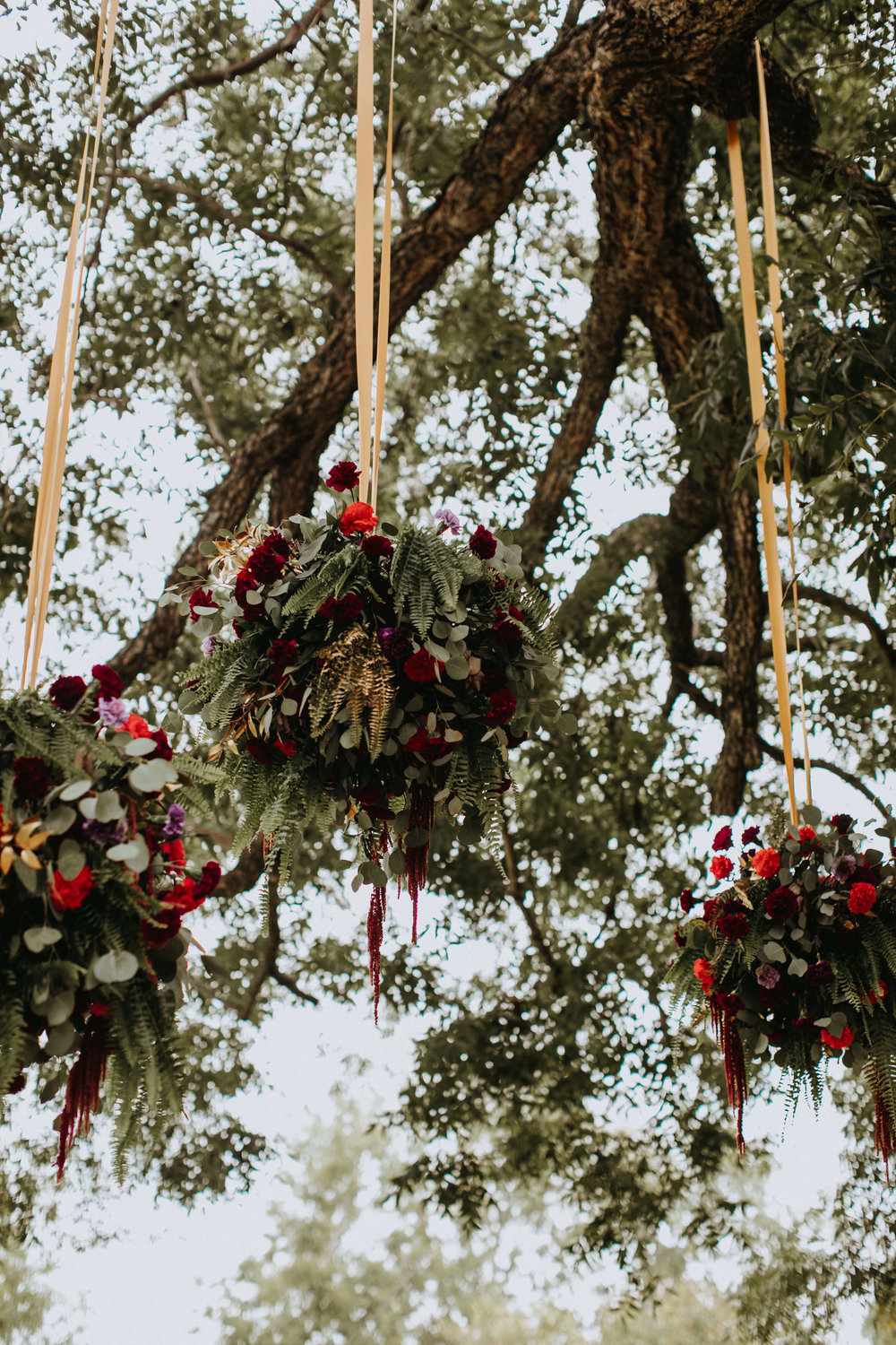 Hanging Boho Design - Leah Muse PhotographyBarr Mansion