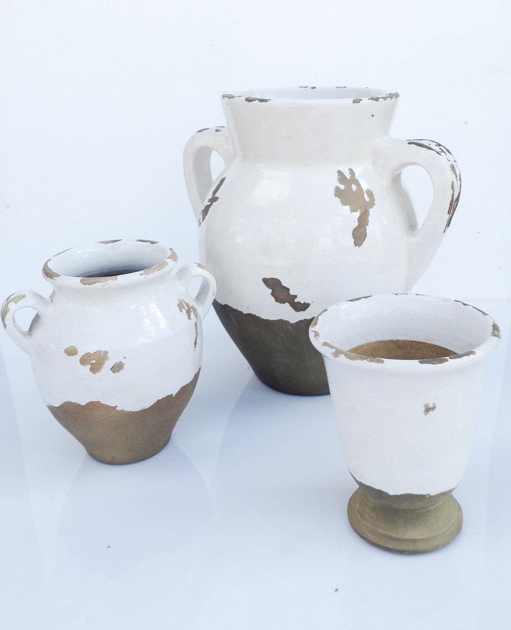 pottery barn pots