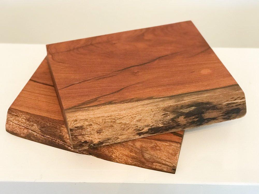 wooden cheeseboards
