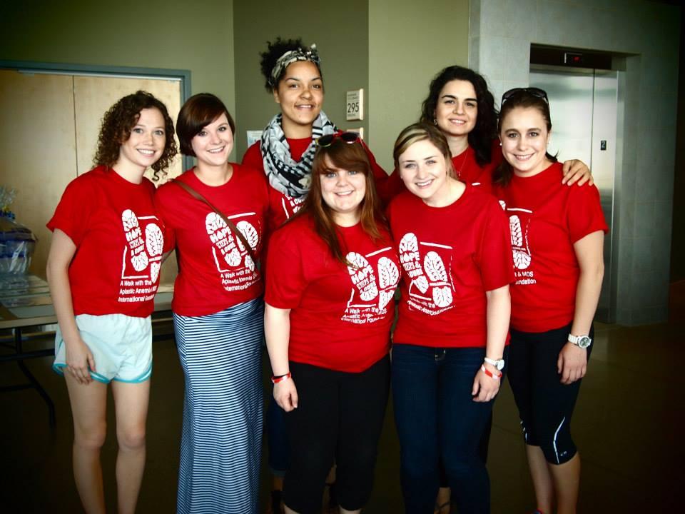 WSNA Volunteers