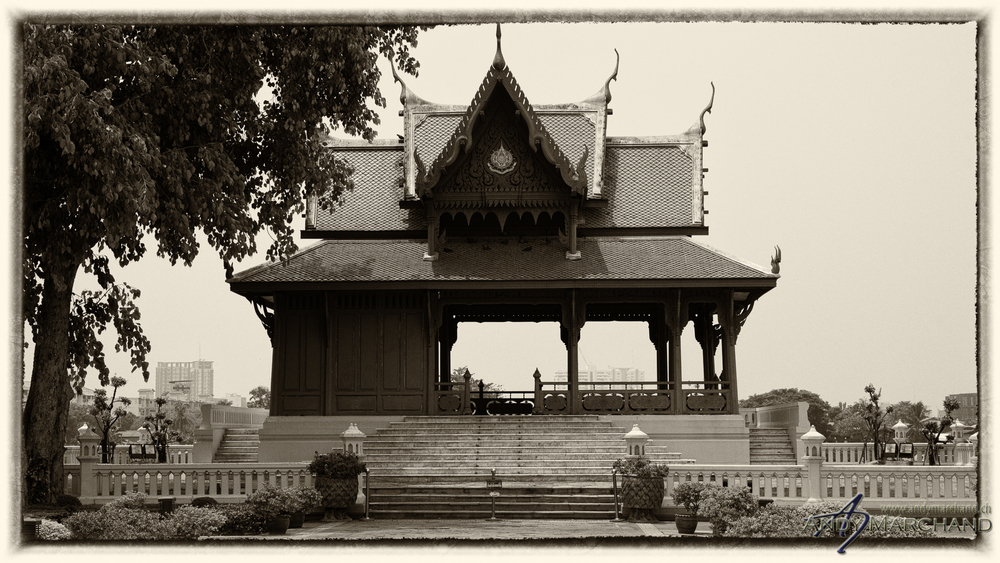 Santichai Prakan Public Park Bangkok