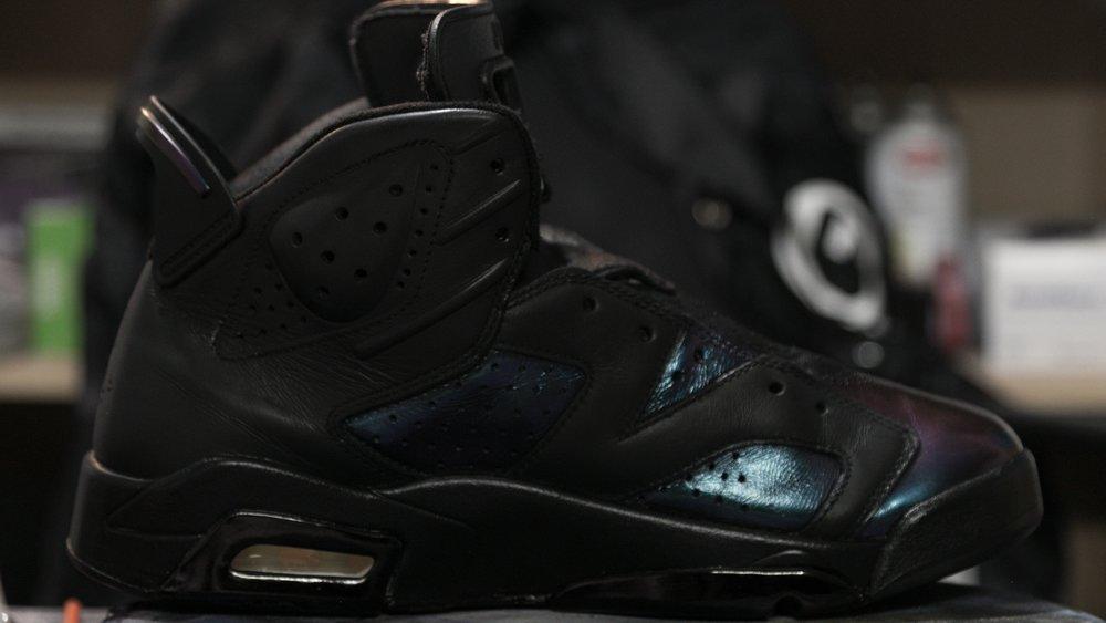 Custom Jordan 6s