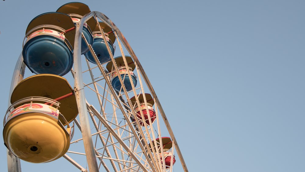 Ferris Wheel (Daytime)