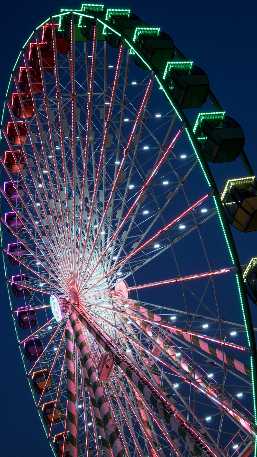 Ferris Wheel (Nighttime)