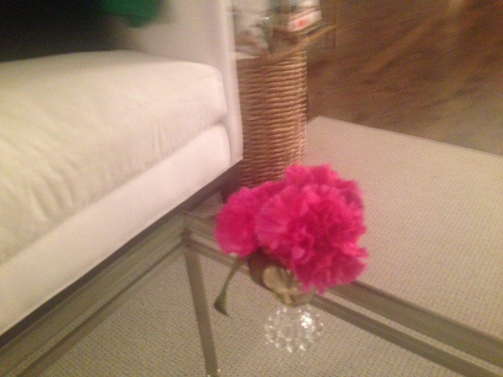 My little carnation creation.