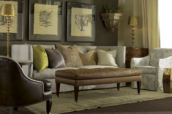I have this sofa in a sectional in our playroom and I love it.