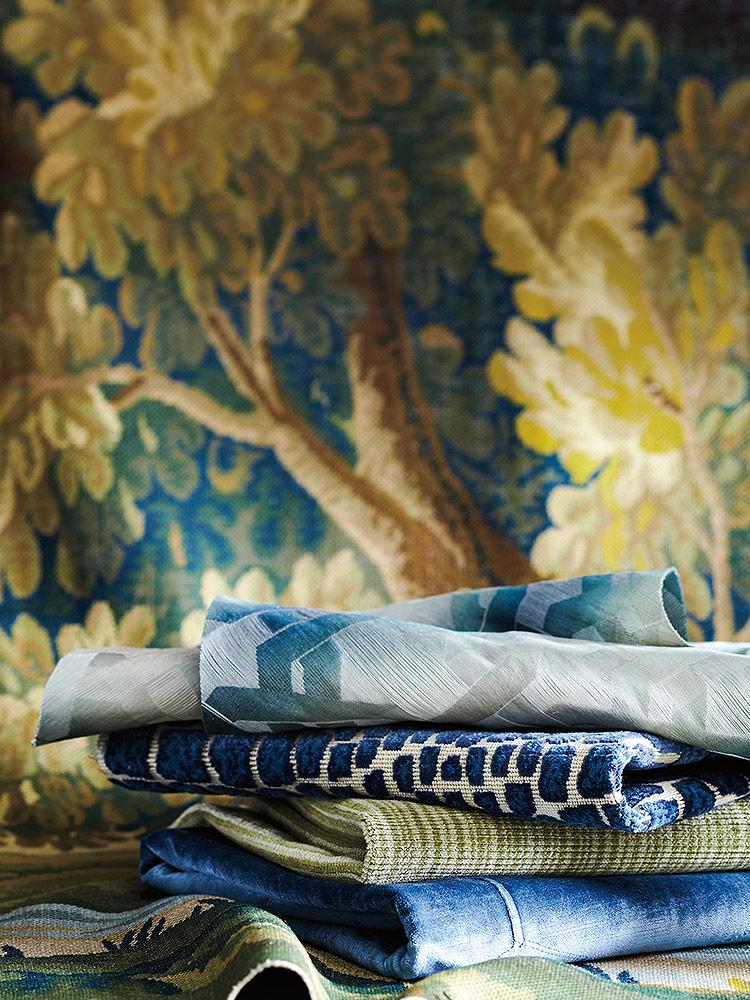 Cowtan & Tout fabrics www.saranobledesigns.com