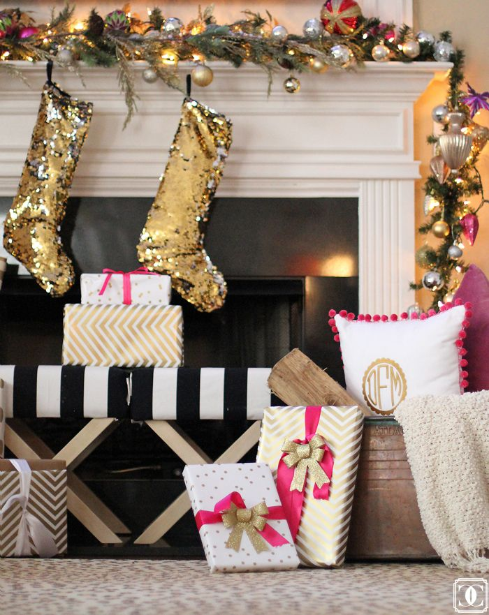 Image found on http://www.charmingincharlotte.blogspot.com/2014/12/blogger-stylin-home-tours-christmas.html