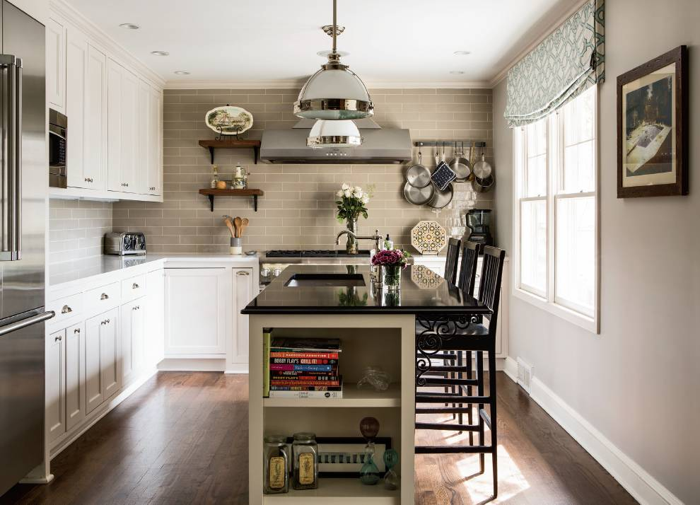 Melynn and Dan Sight's kitchen designed by Noble Designs!