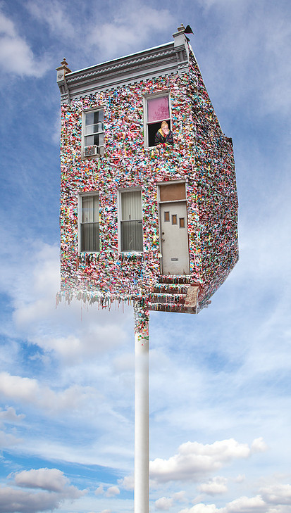 """""""Sticky Living"""" by Kate Harrold"""