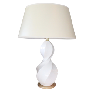 Barbara Cosgrove Twist Lamp, $379