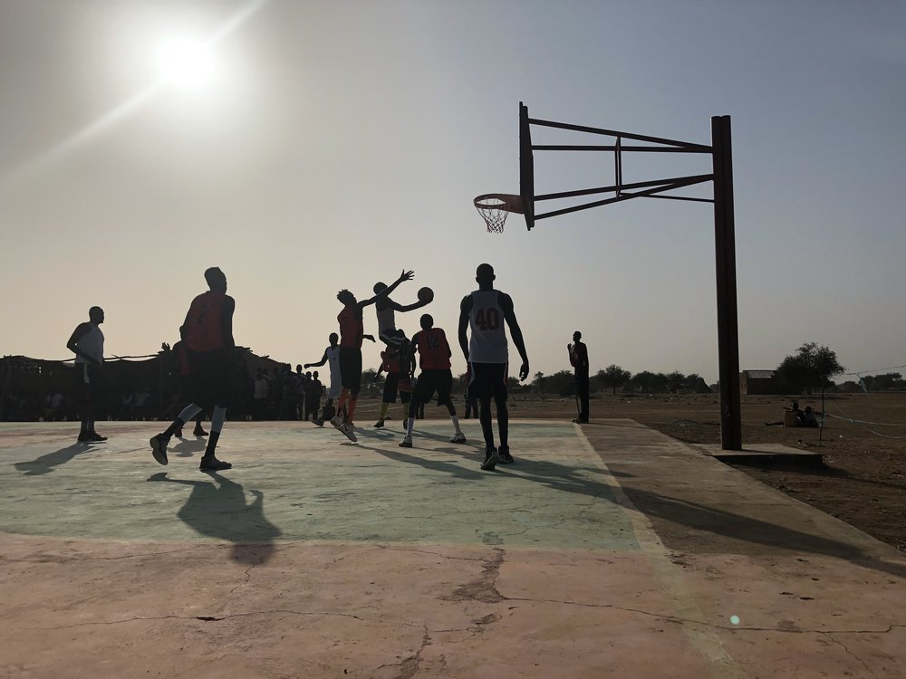 """Sport for Peace 2018 - """"We lived together as brothers and sisters"""" – Player A from Wau State"""