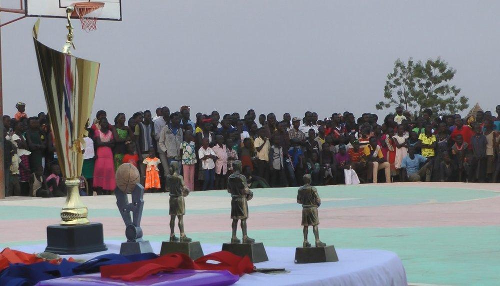 Peace & Reconciliation Basketball League - Participating states:Twic, Gogrial, Abyei, Tonj, Ruweng, Wau