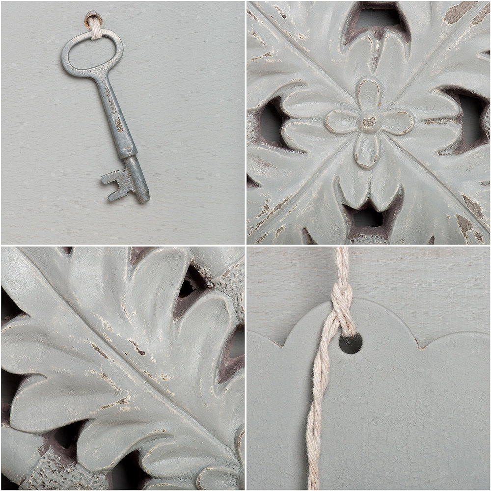 Sweet Pickins milk paint in galvanized ■ via My Painted Door