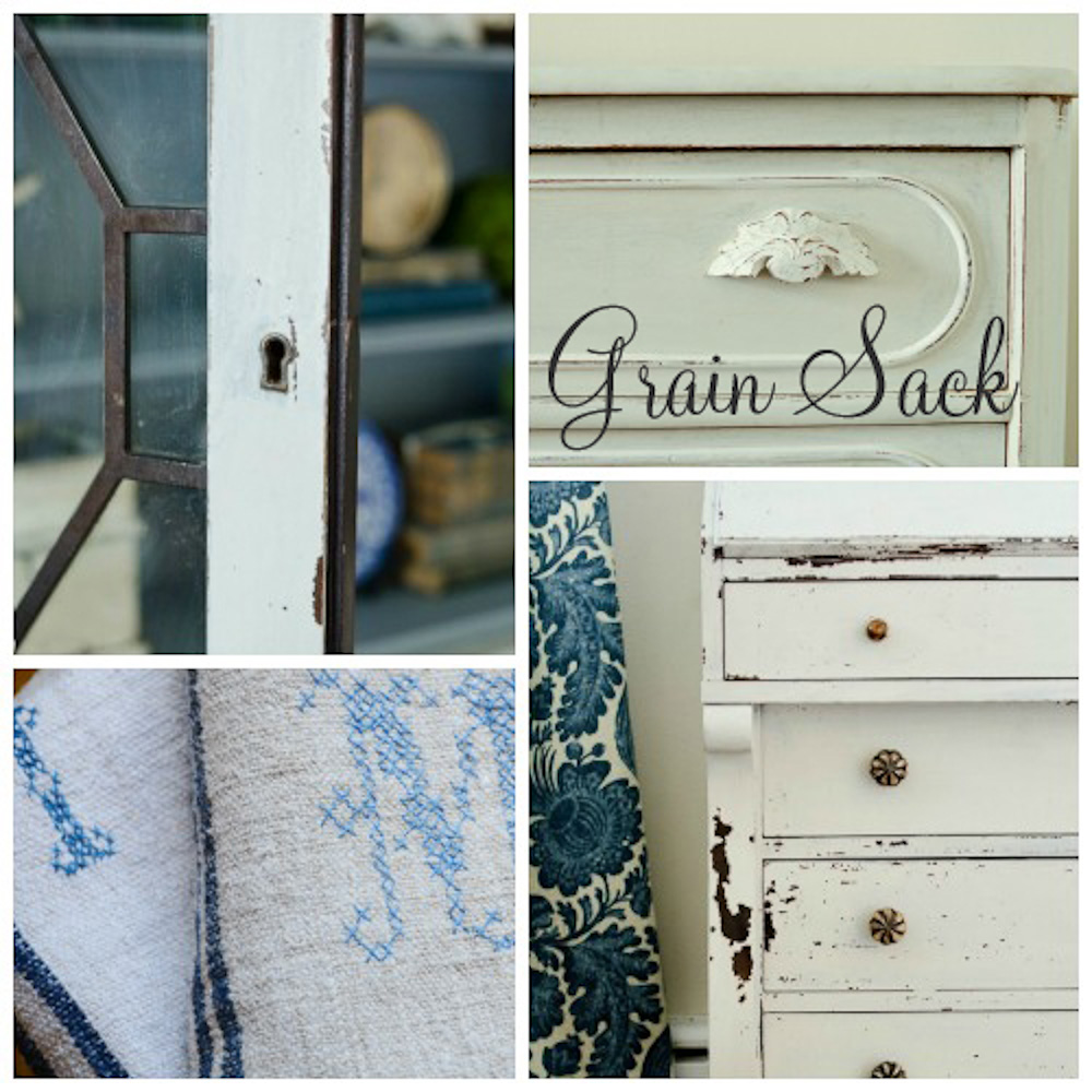 Miss Mustard Seed milk paint available at My Painted Door (.com)